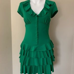 Dreamgirl Green Short Sleeve Robin Hood Costume